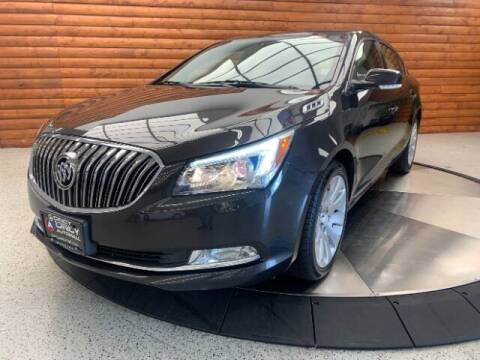 2014 Buick LaCrosse for sale at Dixie Motors in Fairfield OH
