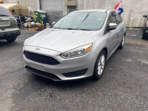 2015 Ford Focus for sale at New 3 Way Auto Sales in Bronx NY