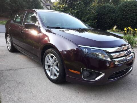2011 Ford Fusion for sale at Don Roberts Auto Sales in Lawrenceville GA