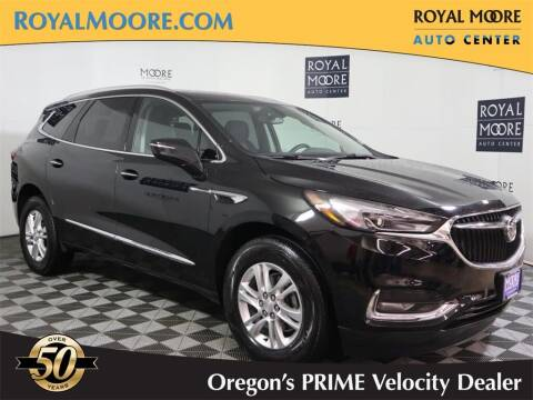 2020 Buick Enclave for sale at Royal Moore Custom Finance in Hillsboro OR