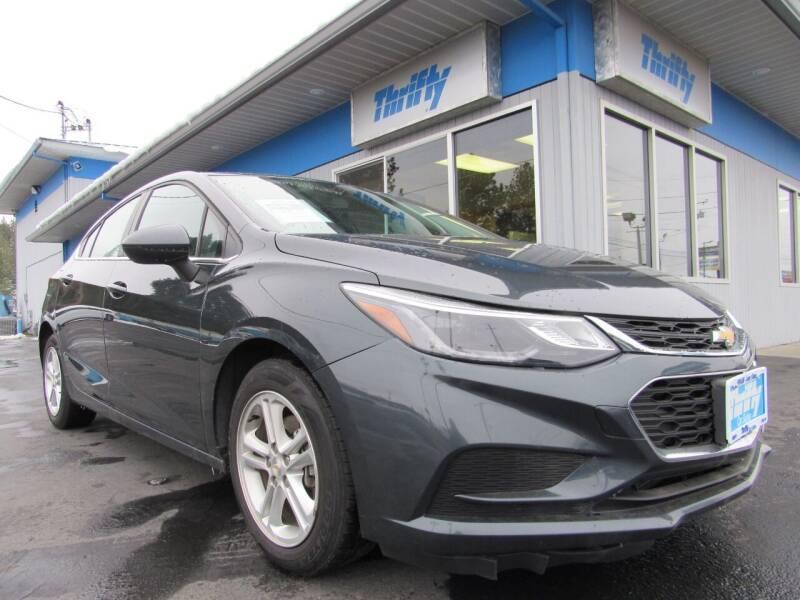2018 Chevrolet Cruze for sale at Thrifty Car Sales SPOKANE in Spokane Valley WA