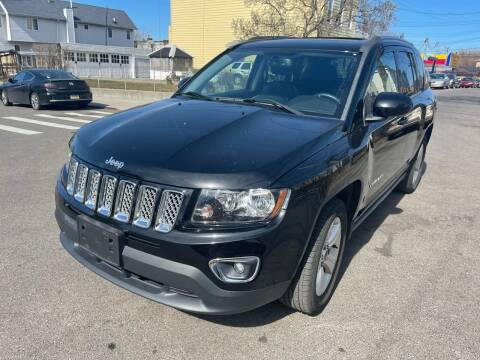 2015 Jeep Compass for sale at Kapos Auto, Inc. in Ridgewood, Queens NY