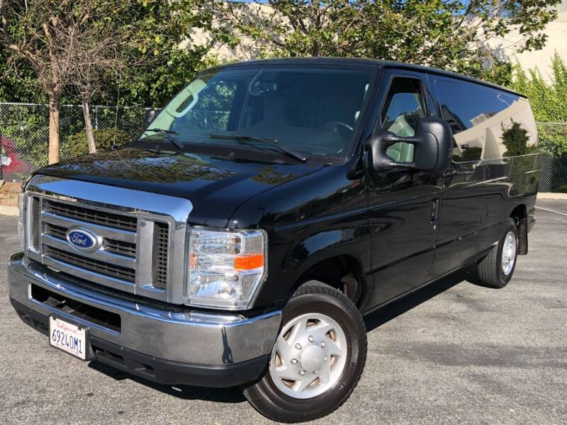 2014 Ford E-Series Cargo for sale at CITY MOTOR SALES in San Francisco CA