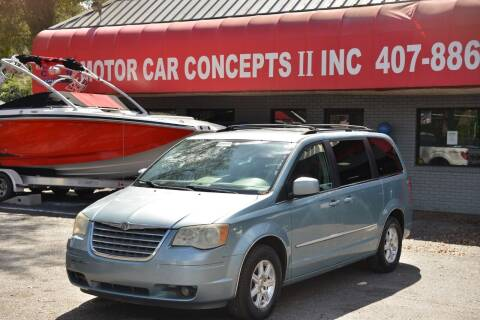2009 Chrysler Town and Country for sale at Motor Car Concepts II - Apopka Location in Apopka FL