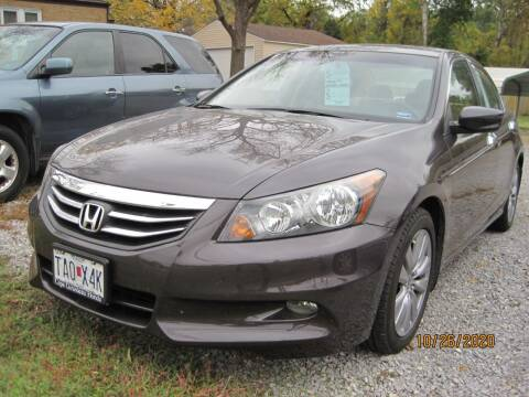 2011 Honda Accord for sale at Lang Motor Company in Cape Girardeau MO