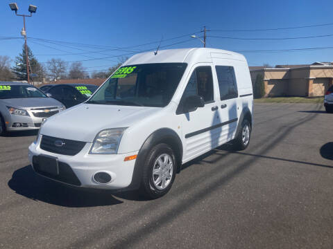 2012 Ford Transit Connect for sale at Majestic Automotive Group in Cinnaminson NJ