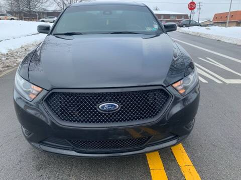 2013 Ford Taurus for sale at Via Roma Auto Sales in Columbus OH