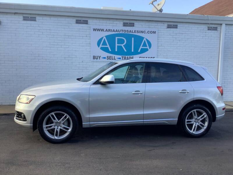 2013 Audi Q5 for sale at ARIA  AUTO  SALES in Raleigh NC