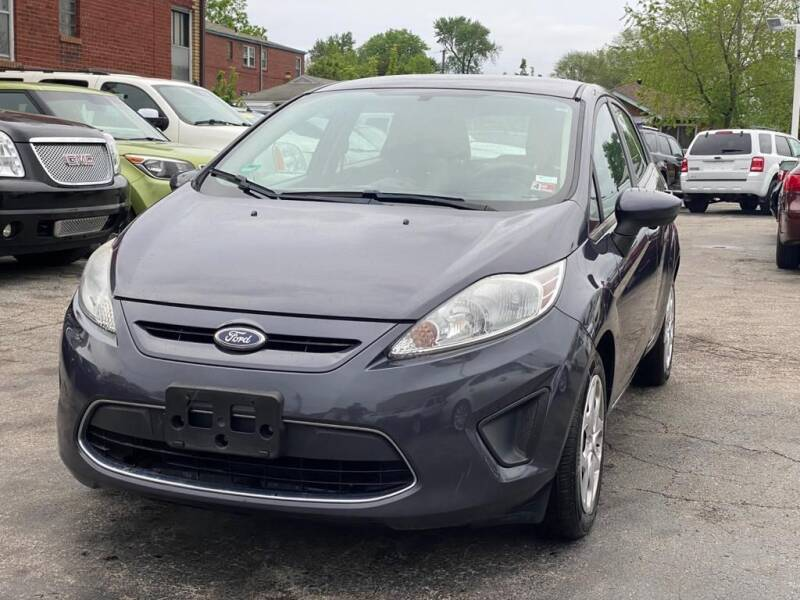 2012 Ford Fiesta for sale at IMPORT Motors in Saint Louis MO