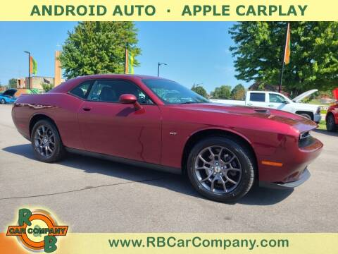 2018 Dodge Challenger for sale at R & B Car Co in Warsaw IN