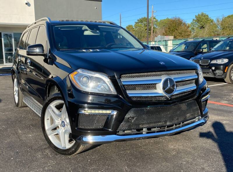 2015 Mercedes-Benz GL-Class for sale at KAYALAR MOTORS in Houston TX