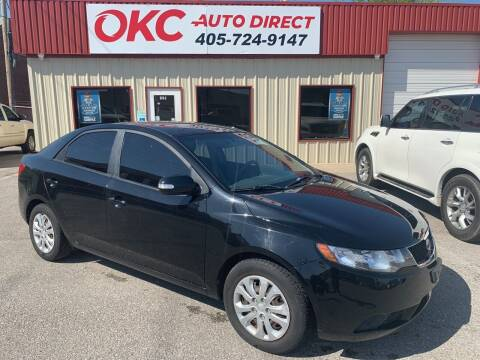 2010 Kia Forte for sale at OKC Auto Direct in Oklahoma City OK