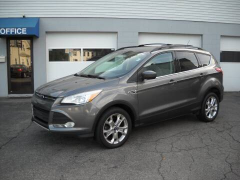 2013 Ford Escape for sale at Best Wheels Imports in Johnston RI