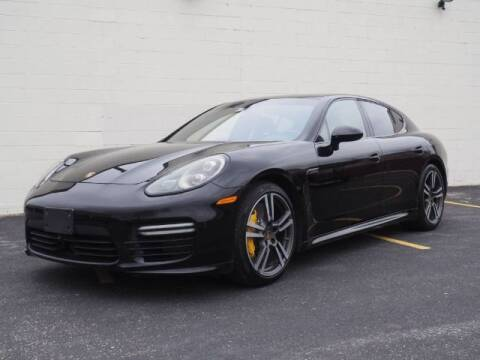 2014 Porsche Panamera for sale at O T AUTO SALES in Chicago Heights IL