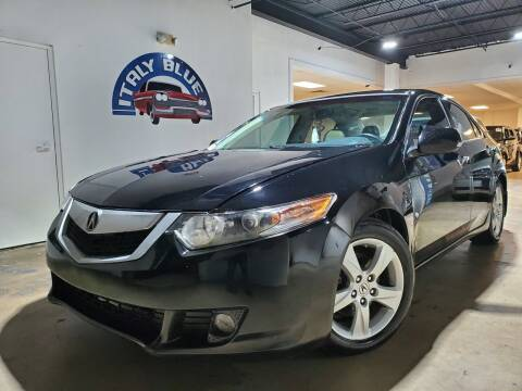 2009 Acura TSX for sale at Italy Blue Auto Sales llc in Miami FL
