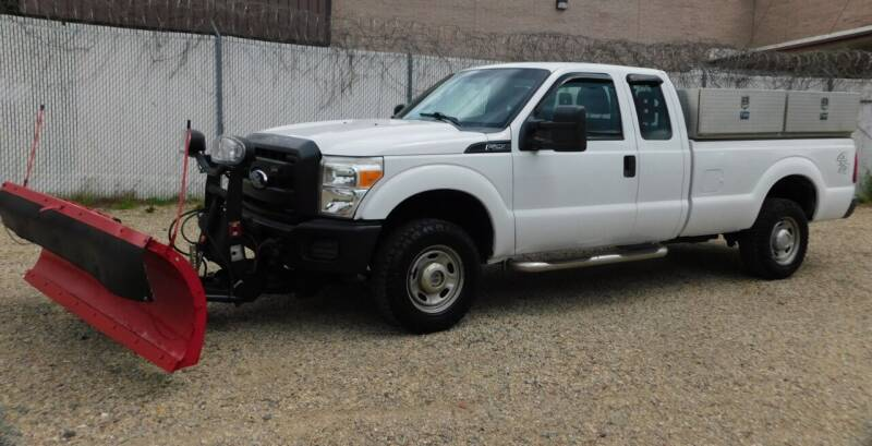 2012 Ford F-250 Super Duty for sale at Amazing Auto Center in Capitol Heights MD
