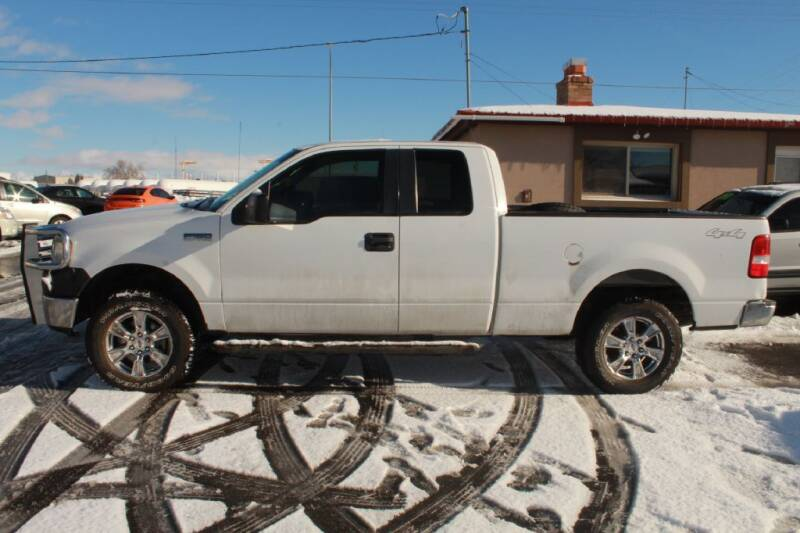 2008 Ford F-150 for sale at Epic Auto in Idaho Falls ID
