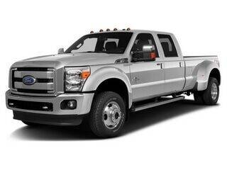 2016 Ford F-350 Super Duty for sale at BROADWAY FORD TRUCK SALES in Saint Louis MO