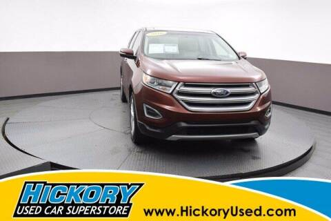 2016 Ford Edge for sale at Hickory Used Car Superstore in Hickory NC