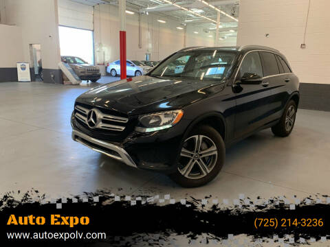 2017 Mercedes-Benz GLC for sale at Auto Expo in Las Vegas NV