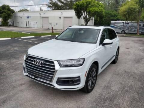 2017 Audi Q7 for sale at Best Price Car Dealer in Hallandale Beach FL