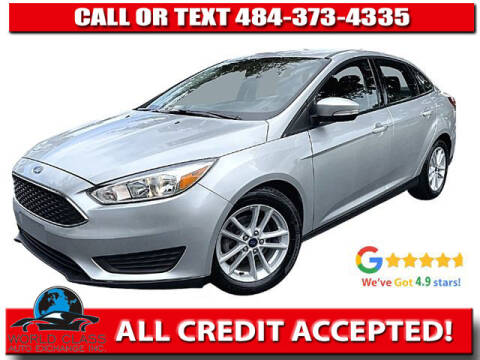 2017 Ford Focus for sale at World Class Auto Exchange in Lansdowne PA