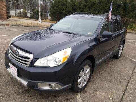 2012 Subaru Outback for sale at Hilton Motors Inc. in Newport News VA