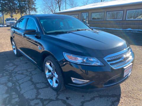 2010 Ford Taurus for sale at Truck City Inc in Des Moines IA