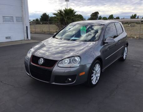 2006 Volkswagen GTI for sale at My Three Sons Auto Sales in Sacramento CA