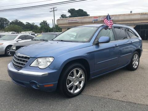 2007 Chrysler Pacifica for sale at Mega Autosports in Chesapeake VA