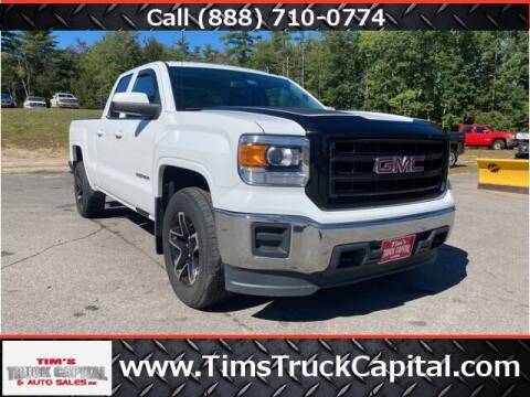 2015 GMC Sierra 1500 for sale at TTC AUTO OUTLET/TIM'S TRUCK CAPITAL & AUTO SALES INC ANNEX in Epsom NH