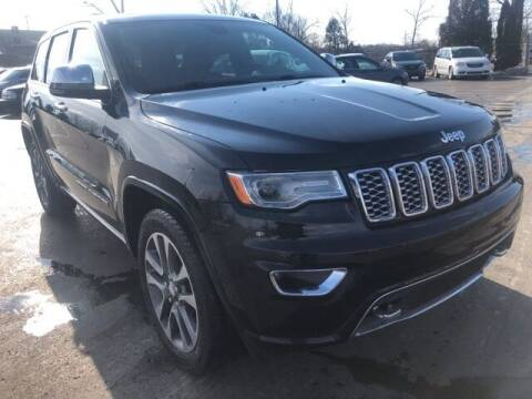 2017 Jeep Grand Cherokee for sale at Newcombs Auto Sales in Auburn Hills MI