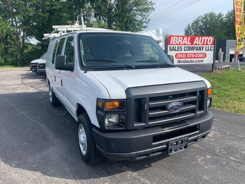 2011 Ford E-Series Cargo for sale at Ibral Auto in Milford OH