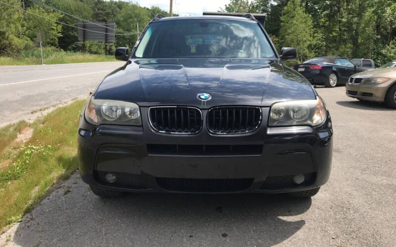 2006 BMW X3 for sale at ALZ Auto Sales in Mount Pocono PA