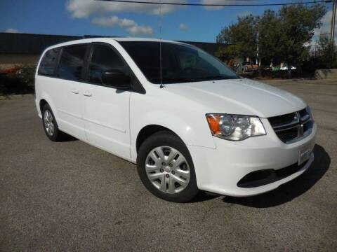 2016 Dodge Grand Caravan for sale at ARAX AUTO SALES in Tujunga CA