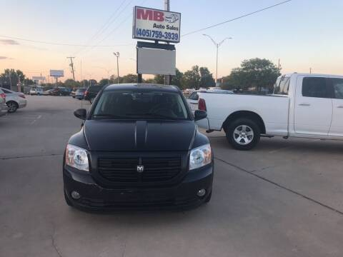 2008 Dodge Caliber for sale at MB Auto Sales in Oklahoma City OK