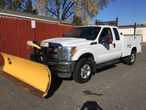 2012 Ford F-350 Super Duty for sale at Bill's Auto Sales in Peabody MA