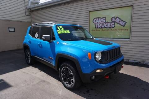 2015 Jeep Renegade for sale at Cars Trucks & More in Howell MI