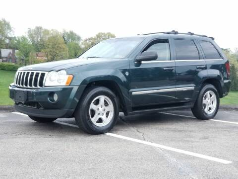 2005 Jeep Grand Cherokee for sale at FAYAD AUTOMOTIVE GROUP in Pittsburgh PA