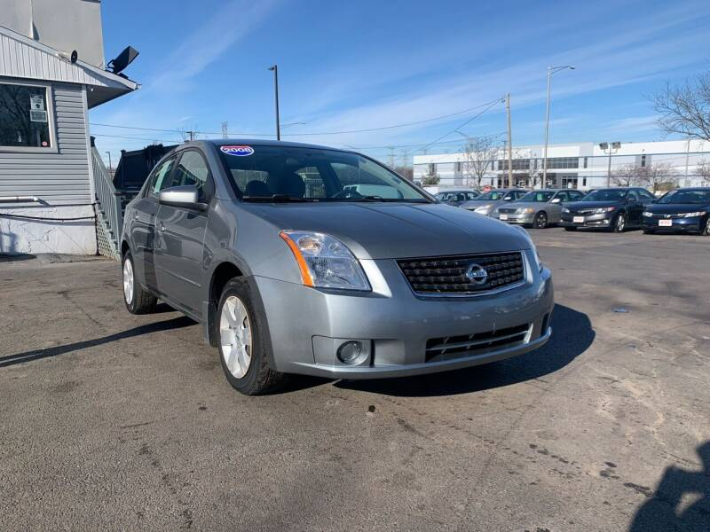 2008 Nissan Sentra for sale at 355 North Auto in Lombard IL