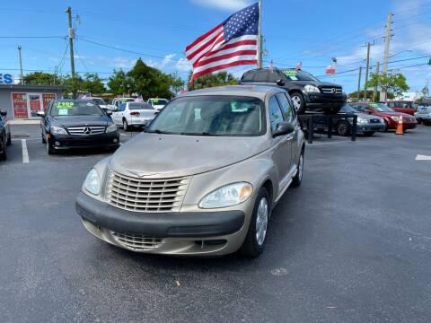 2002 Chrysler PT Cruiser for sale at KD's Auto Sales in Pompano Beach FL