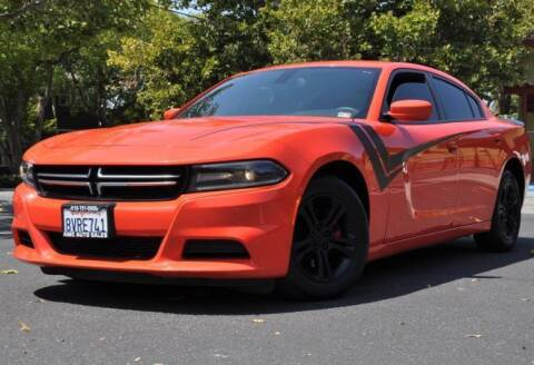 2016 Dodge Charger for sale at AMC Auto Sales Inc in San Jose CA