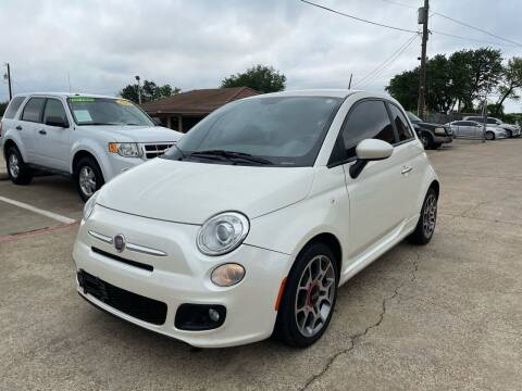 2013 FIAT 500 for sale at CityWide Motors in Garland TX