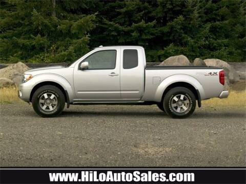 2018 Nissan Frontier for sale at Hi-Lo Auto Sales in Frederick MD