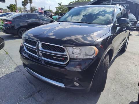 2013 Dodge Durango for sale at Celebrity Auto Sales in Port Saint Lucie FL