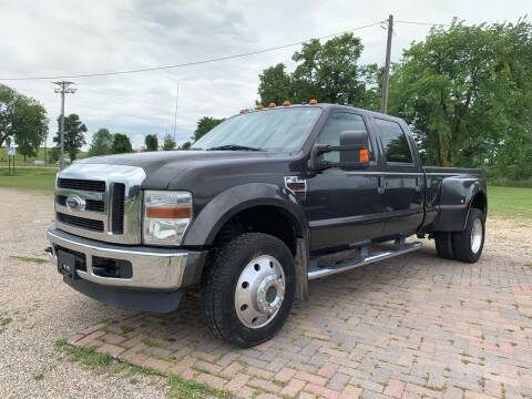 2008 Ford F-450 Super Duty for sale at Overvold Motors in Detriot Lakes MN