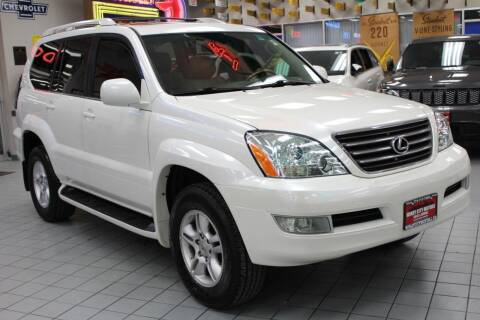 2004 Lexus GX 470 for sale at Windy City Motors in Chicago IL