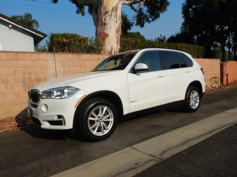 2014 BMW X5 for sale at California Cadillac & Collectibles in Los Angeles CA