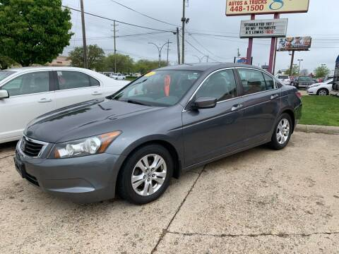 2009 Honda Accord for sale at Cars To Go in Lafayette IN