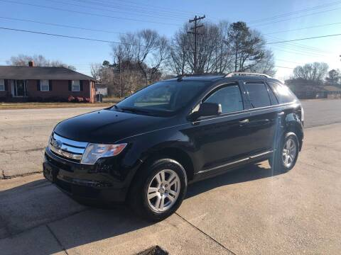 2010 Ford Edge for sale at E Motors LLC in Anderson SC